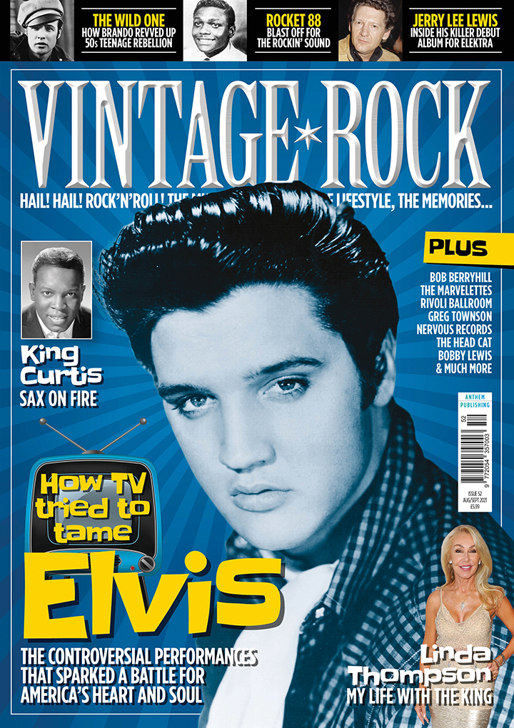 Issue 52 of Vintage Rock is on sale now!