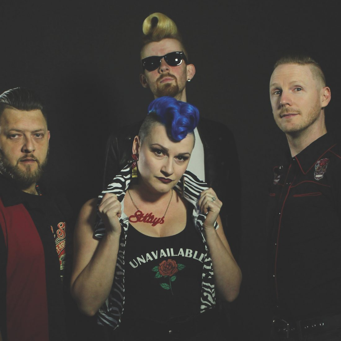 Q&A – The Strays