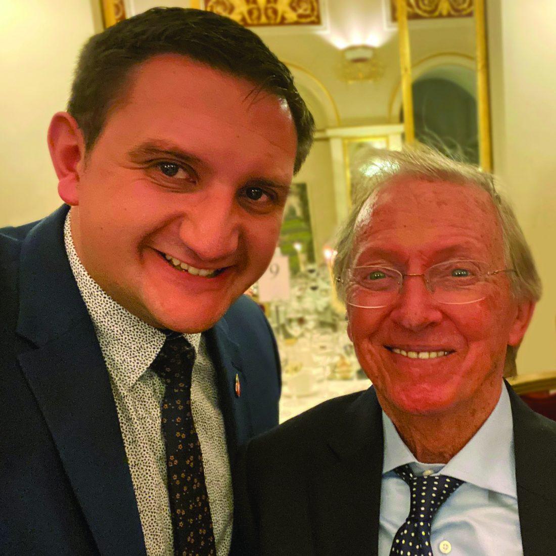 Q&A – Tommy Steele biographer Sebastian Lassandro
