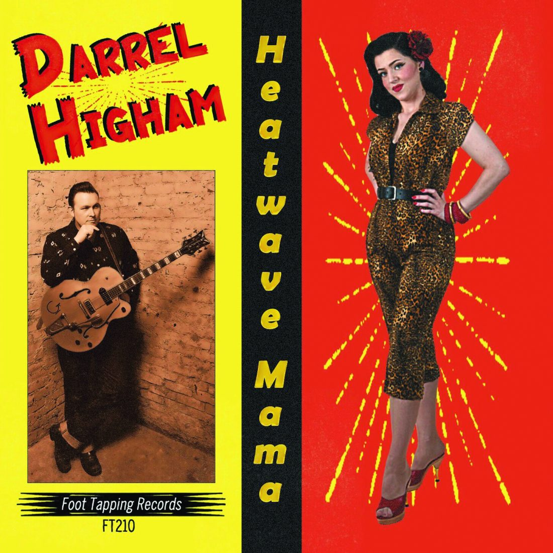 CD Reviews – Darrel Higham, Specialty Records and Greg Townson
