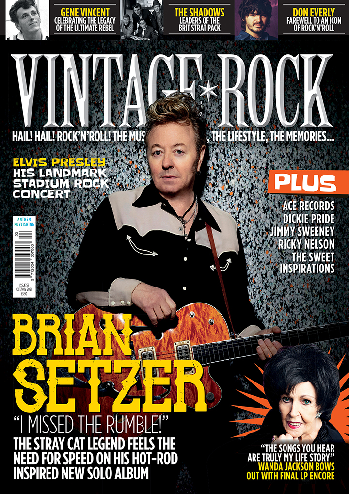 Issue 53 of Vintage Rock is on sale now!